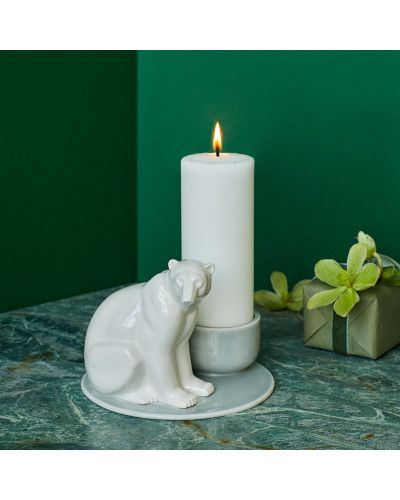 Candle 6 cm. for Big Bear & Star