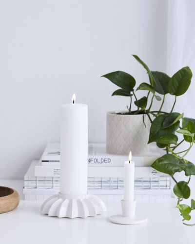 Candle 6 cm. for Samsurium Star candlestick