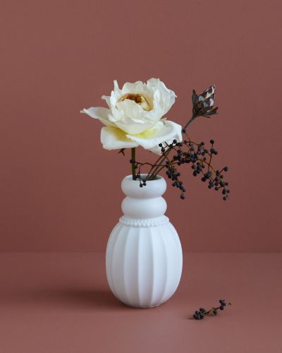 Samsurium Pearlpuff - White