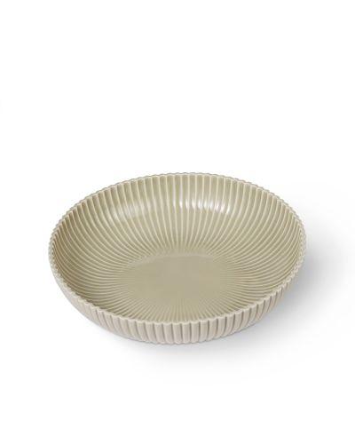 Samsurium Serving bowl grey