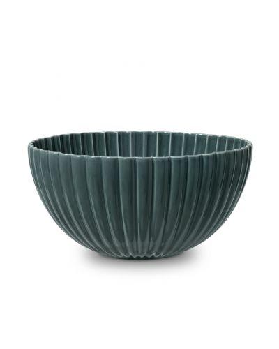 Samsurium Tableware, SALAD BOWL - DARK SEA